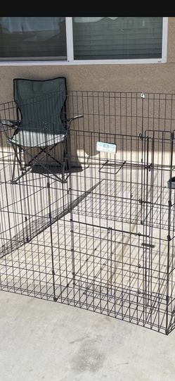 Dog Kennel Crate Cage for Sale in Clovis,  CA