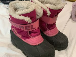 Sorel Kid Winter Snow Boots 13T for Sale in Denver, CO