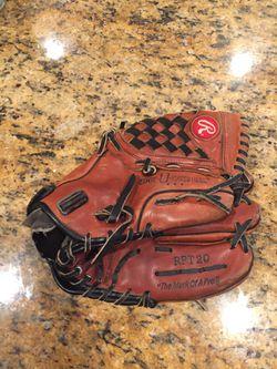 "Rawlings baseball glove ""11.5"" for Sale in Wake Forest,  NC"