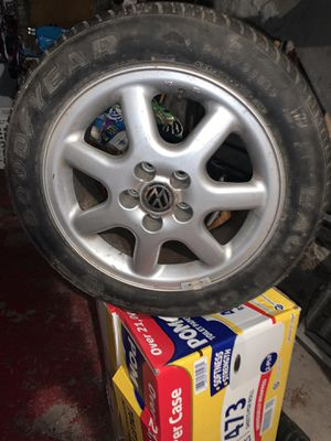Volkswagon tires and rims for Sale in New Cumberland, PA