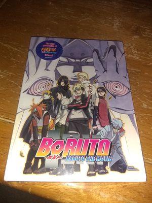 Boruto: Naruto the movie for Sale in Ladson, SC
