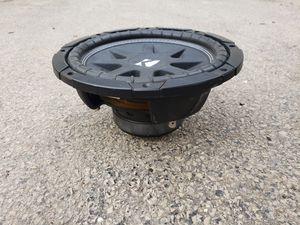 10 inch kicker sub subwoofer for Sale in Homer Glen, IL