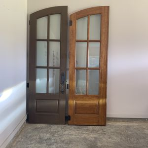 8ft Exterior Double Doors - GREAT BUY! for Sale in Southaven, MS