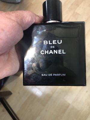 Perfume Chanel. Blue for Sale in Chula Vista, CA