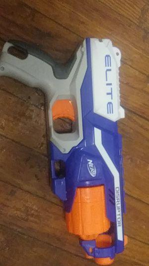 Nerf elite disruptor dart gun for Sale in Brooklyn, NY