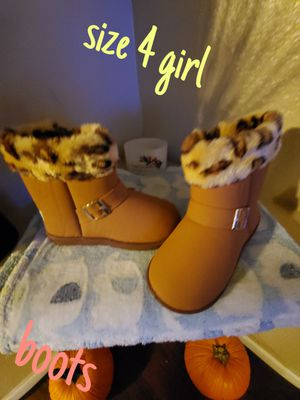 boots winter for girl for Sale in Odessa, TX
