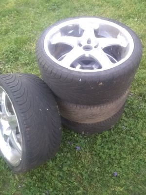 Rims and tires for Sale in Spring Hill, TN