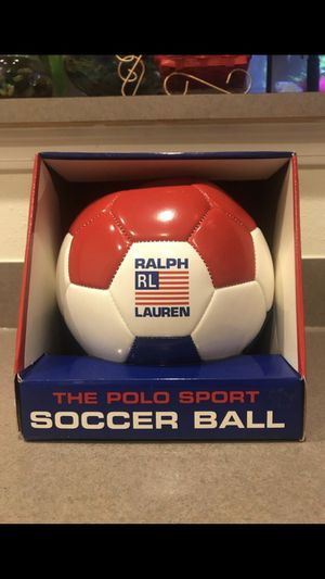 Vintage Polo Sport Soccer Ball for Sale in Wheaton, MD