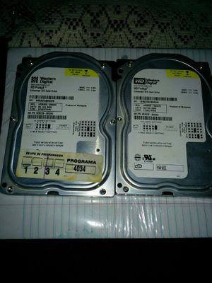2 8gb hard drives for Sale in Dothan, AL