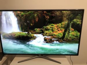 Samsung 55 inches smart tv for Sale in Dearborn Heights, MI