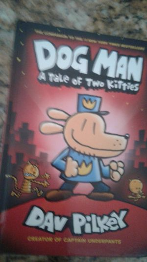 Dog Man book for Sale in Sterling, VA