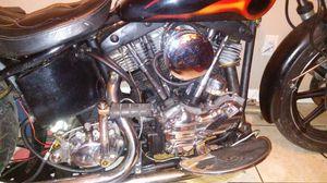 Harley 1950 Pan Shovel for Sale in Lakeland, FL