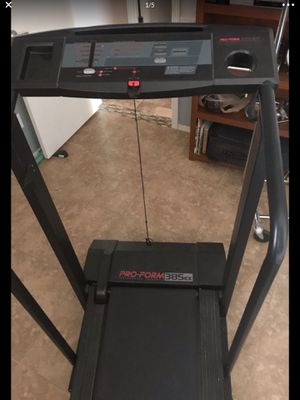 Pro form 385 EX Performance Treadmill electric for Sale in Apache Junction, AZ