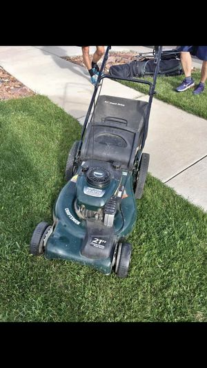 Self propelled Lawn mower for Sale in Fort Carson, CO