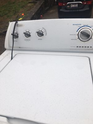 Whirlpool washer Maytag dryer for Sale in Chapmansboro, TN
