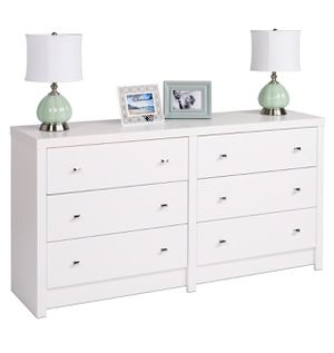 Nolita Dresser + End table for Sale in Jersey City, NJ