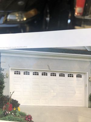 Puerta de garage 16x7 for Sale in Avondale, AZ