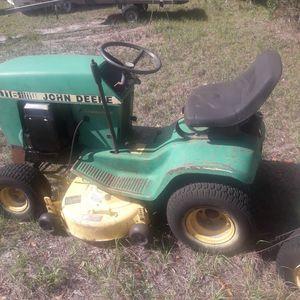 Old John Deere hydrostatic tractor for Sale in Eustis, FL