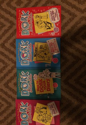 Dork diaries for Sale in Madera, CA