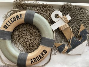 Nautical Home Boat Decor for Sale in Colorado Springs, CO