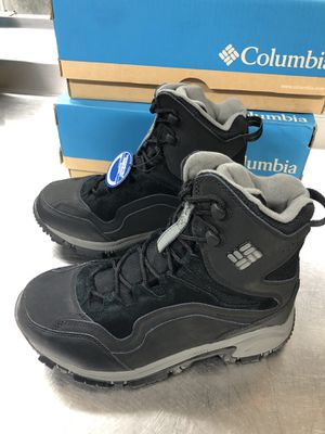 NEW 90$ COLUMBIA BACKRAMP BOOTS SIZE-8.5 & 9 MENS for Sale in Laurel, MD