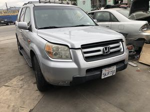 Parting 2006 HONDA PILOT FOR PARTD for Sale in Los Angeles, CA