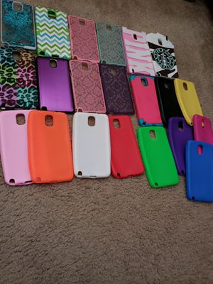 Samsung Note 3 and 4 phone cases for sale for Sale in Atlanta, GA