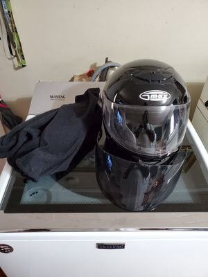 Dot max Motorcycle helmet for Sale in Cordele, GA