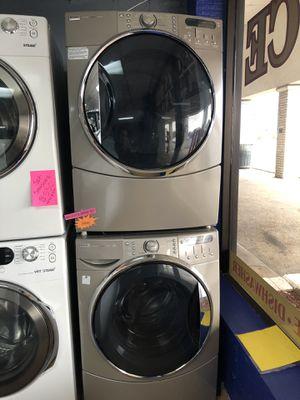 Kenmore brown front load washer Nd dryer for Sale in Woodbridge, VA