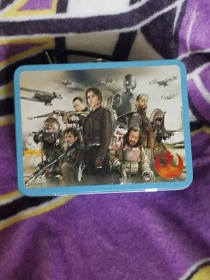 Star wars lunchbox for Sale in Larchwood, IA