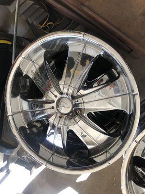 Velocity Rims for Sale in Merced, CA