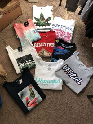 Men's L Clothing for Sale in Fontana, CA