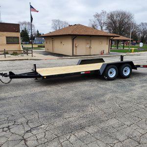Bobcat Trailer 19ft for Sale in Melrose Park, IL