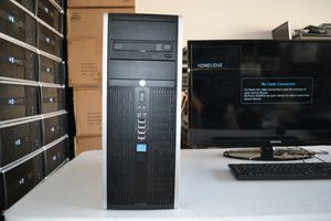 Desktop HP 8300 MT i7-3770 8 Threads 8GB 500GB Win10 Pro WIFI for Sale in Clovis, CA