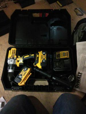 De walt ddc996p2 cordless 20 v hammer drill for Sale in Portland, OR