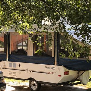 Flagstaff pop up camper 2007. Dry weight 1587 Price negotiable for Sale in Fountain Inn, SC