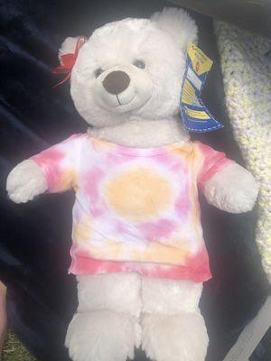 NWT Build a Bear Stuffed Teddy Bear for Sale in Uxbridge, MA