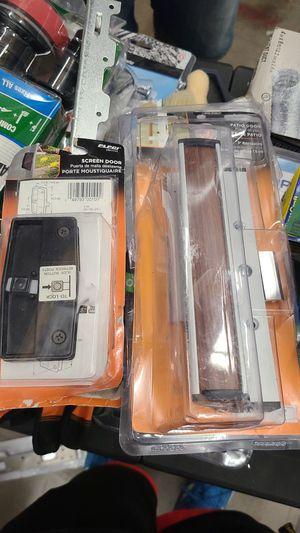 Screen door hardware for Sale in Chandler, AZ