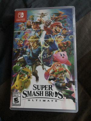 Super Smash Bro's- Switch Game for Sale in Kennewick, WA