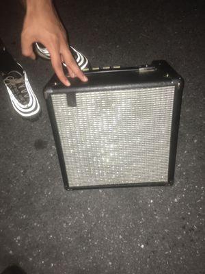 Fender speaker for Sale in Hyattsville, MD