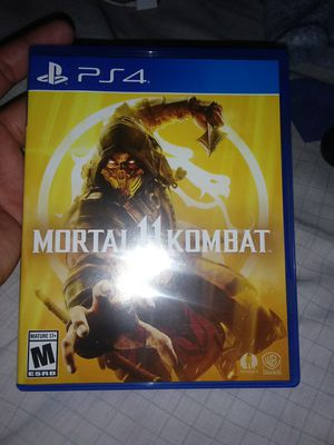 Mortal kombat 11 for Sale in Fountain Valley, CA
