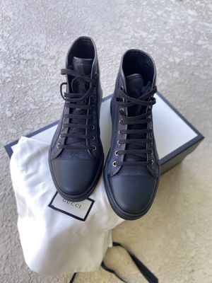 Men Gucci high-tops size 8.5 for Sale in Orlando, FL