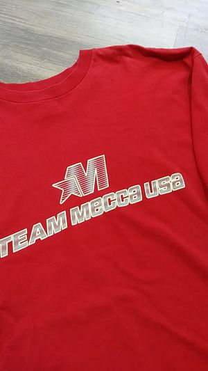 1990s Mecca Mens T Shirt Sz XL Made in USA for Sale in Phoenix, AZ