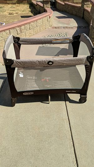 Graco pack-n-play pin for Sale in Romoland, CA