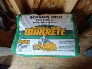 Morter mix for Sale in Decatur, IN