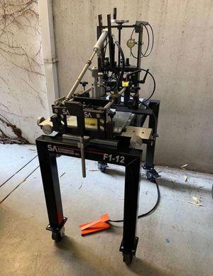 Model F1 Semi-Automatic Screen Printer F1-12 for Sale in Inglewood, CA