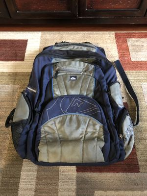 Quiksilver Large Backpack for Sale in Virginia Beach, VA