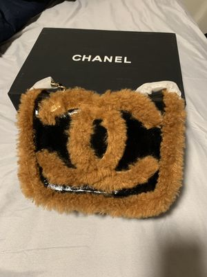 Chanel Flap Bag crumpled sheepskin for Sale in New York, NY