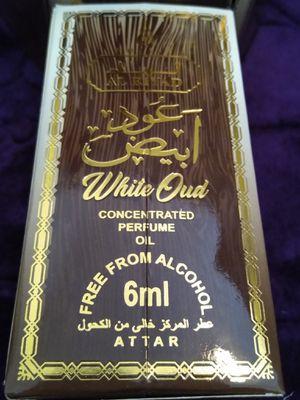 White Oud Perfume Made in Dubai UAE for Sale in Sacramento, CA