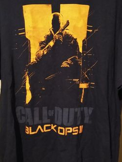 C.O.D Black Ops 2 Shirt for Sale in Dallas,  TX